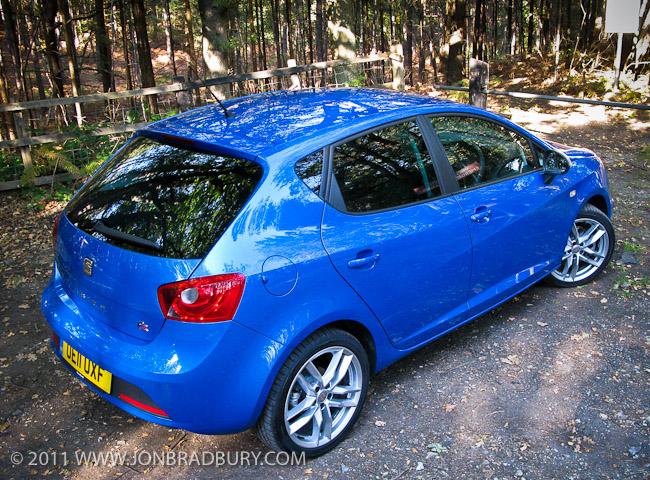Seat Ibiza FR rear