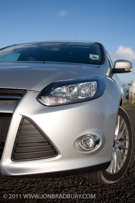 Focus Front grill