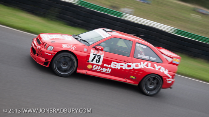 Stuart Day Escort Cosworth