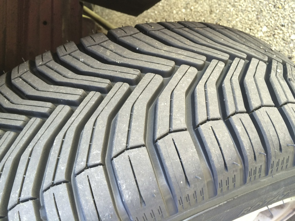 Michelin CrossClimates Tread