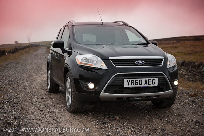 Kuga far off road
