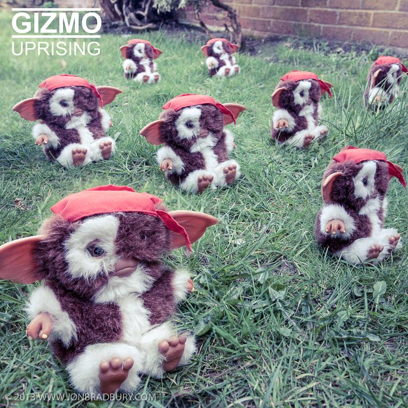 GIZMO - UPRISING