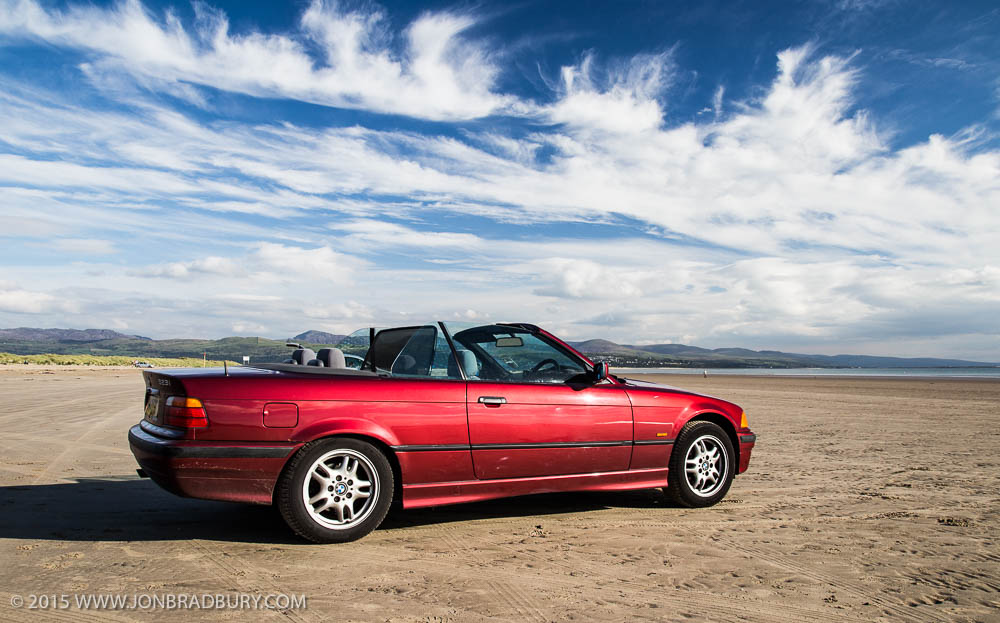 323i @ Blackrock Sands